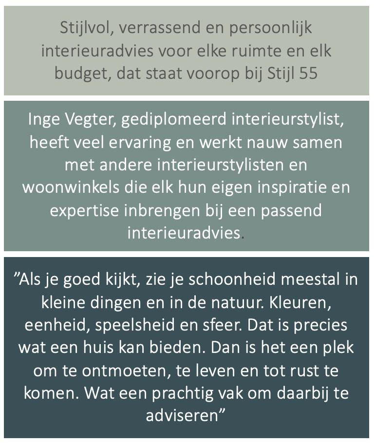 Interieurstylist Zwolle